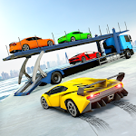 Car Transport Truck Games Cruise Ship Simulator icon