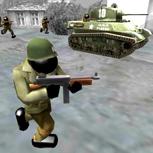 Stickman WW2 Battle Simulator 1.05