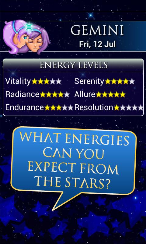 Beauty & Health Horoscope Pro- screenshot