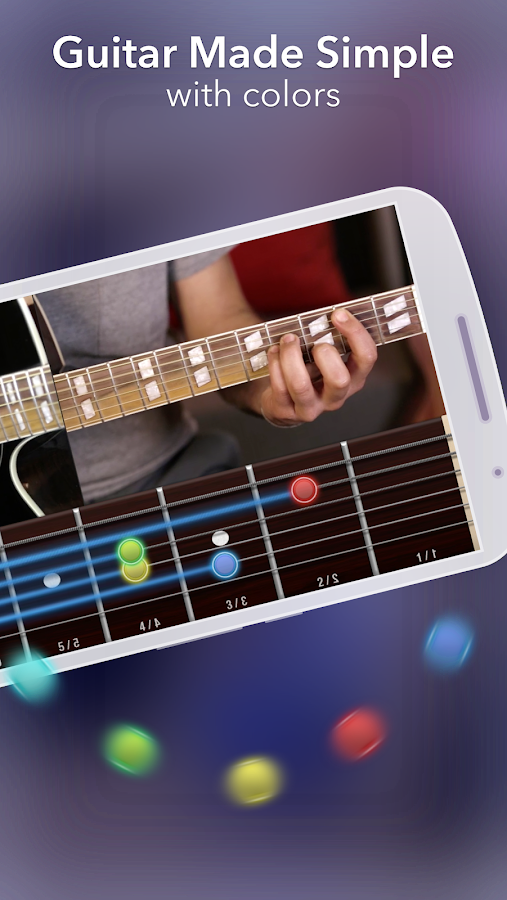 Coach Guitar: How to Play Easy Songs, Tabs, Chords- screenshot