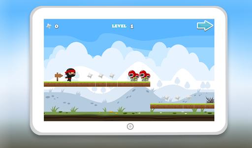 Ninja Go Kid Dash screenshot 4