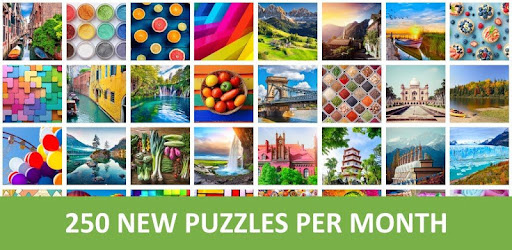Free jigsaw puzzles for adults. HD jigsaw puzzle games.