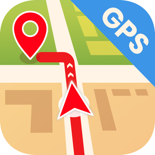 GPS Mapas, Localização, Direções, Tráfego e Rotas
