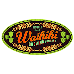 Logo of Waikiki Brewing Company Wild Turkey Barrel-Aged Black Strap Molasses Porter