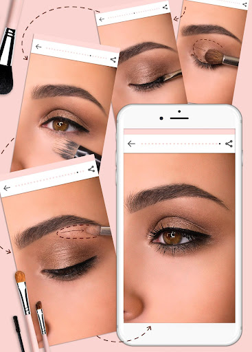 Makeup Tutorial step by step 1.3 Screenshots 1