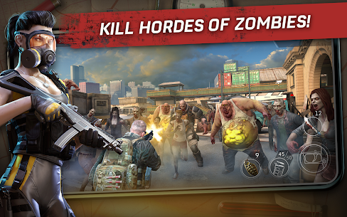 Left to Survive: PvP Zombie Shooter Mod 3.2.2 Apk [Unlimited Equipment + Burst without Shuffle Switch] 7