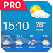 weather app pro - Androidアプリ