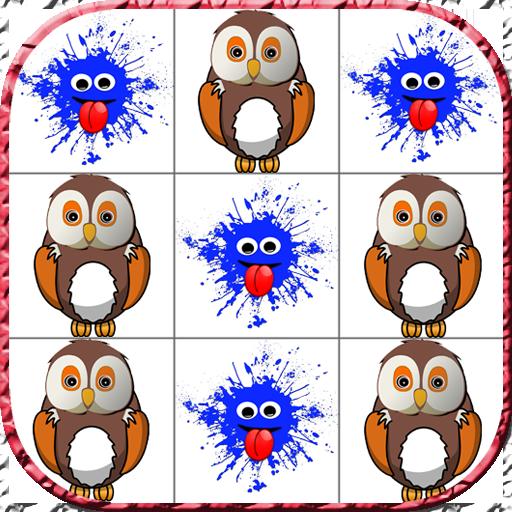 Owl Tic Tac
