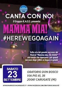 Canta con noi - Mamma Mia! - náhled