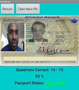 Citizenship Tester - náhled