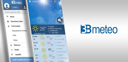 3B Meteo - Weather Forecasts for PC