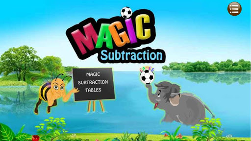 Magic Subtraction