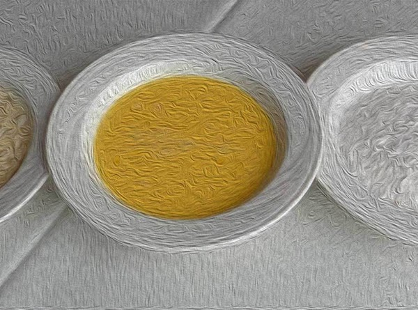 Whisk the egg and water together in a shallow dish.