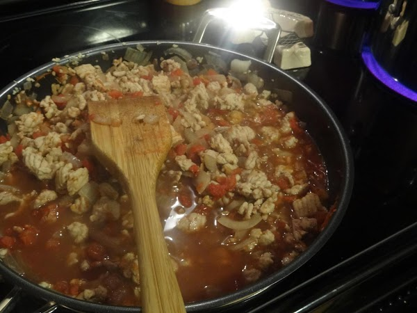 Heat large nonstick skillet over med-high heat.  Add first 4 ingredients, saute 5...