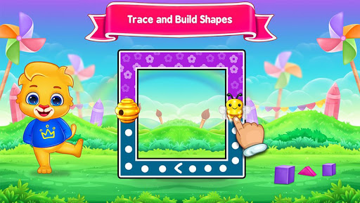Colors & Shapes - Kids Learn Color and Shape screenshots 4
