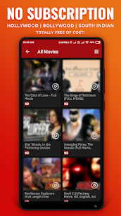Free HD Movies 2019 – Latest & Popular HD Movies App Download For Android 4