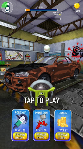 Car Mechanic apktreat screenshots 2