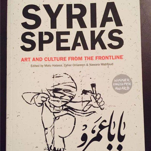 Syria Speaks book