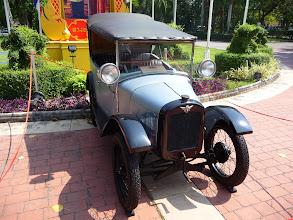 Photo: Austin. English car in Hua Hin, Thailand.