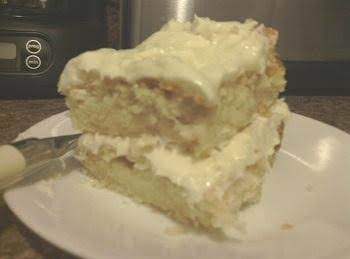 Easy Coconut Cake By Kelli