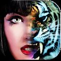 Animal Face Blender icon