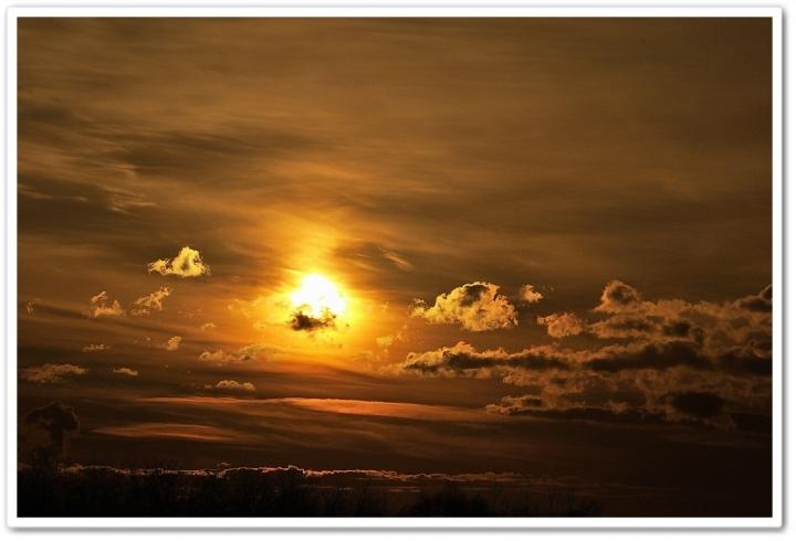 Eclissi all'alba di www.fioregiallophoto.it