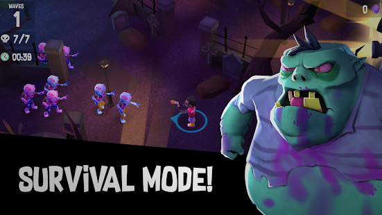 Zombie Paradise - Mad Brains v 1 89 APK + Hack MOD (MENU MOD