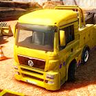 Construction Crane Parking icon