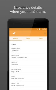 Zenefits- screenshot thumbnail