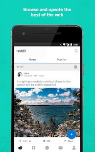 Reddit: Top Trending Content - News, Memes & GIFs Screenshot
