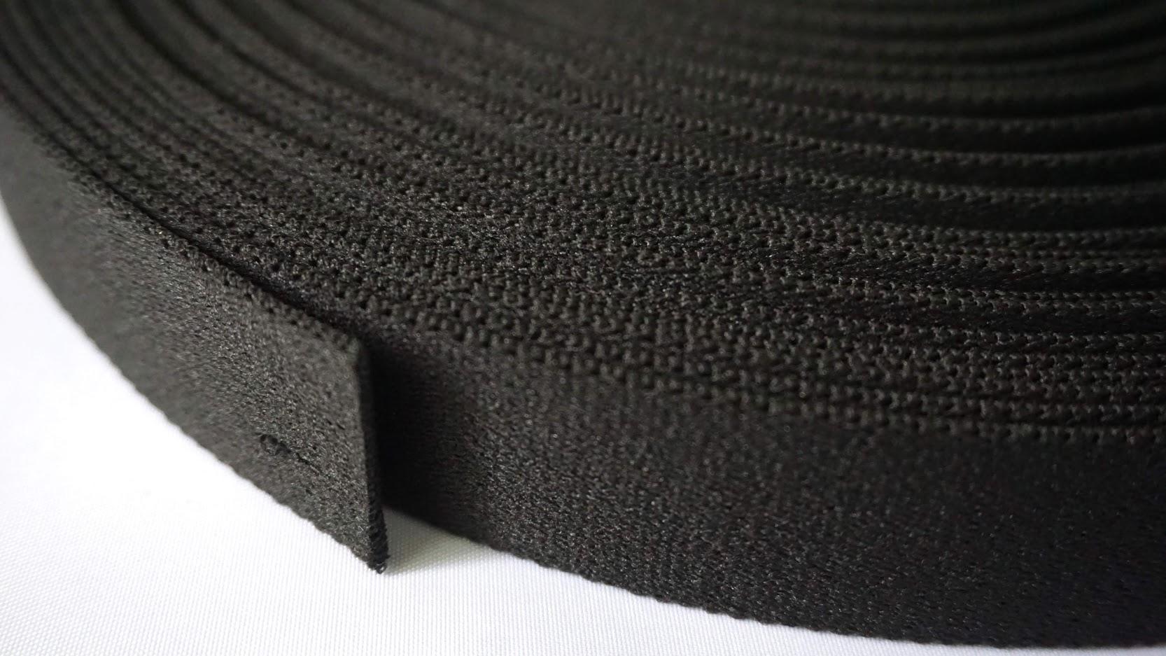 Modifikovana crna traka. Izrada svih vrsta po željenoj dimenziji i boji.