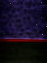 "Photo: ""Star sky"" 2.13.13 digital 8x10"