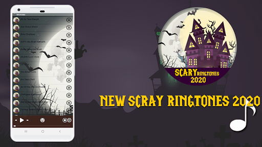 Scary Ringtones & Sounds 2020 &  Ghost mp3 ☠ 3.1 screenshots 4