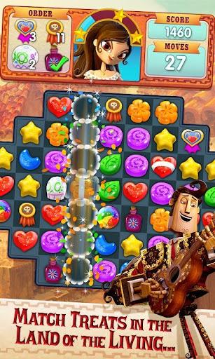 Sugar Smash: Book of Life - Free Match 3 Games. 3.89.119.003271425 screenshots 1