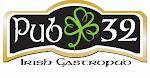 Logo for Pub 32 Irish Gastropub