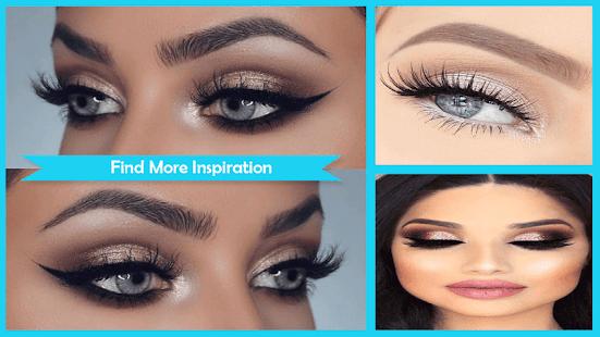 Sexy Evening Eye Makeup - náhled