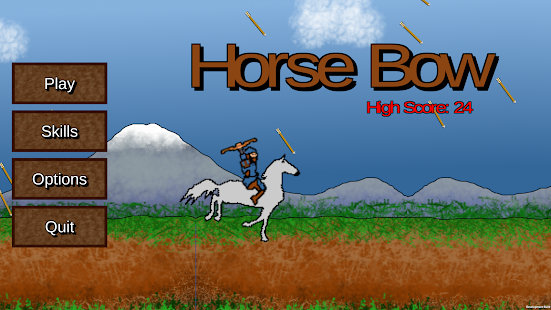 HorseBow - náhled