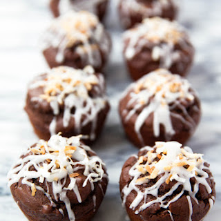 Double Chocolate Coconut Muffins Recipe