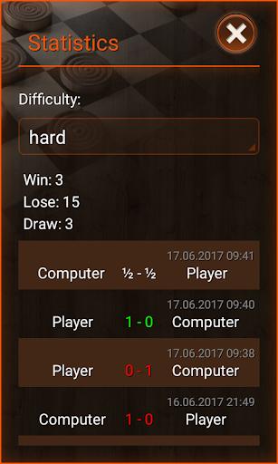 Russian Checkers 1.7 screenshots 5