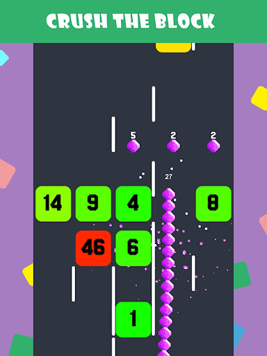 Slide And Crush - redesign snake game 2.2.6 screenshots 7