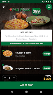 App The Pizza Company 1112. APK for Windows Phone