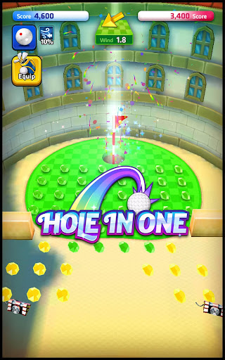 Mini Golf King - Multiplayer Game app (apk) free download for Android/PC/Windows screenshot