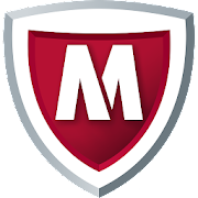 McAfee Mobile Security 和鎖定