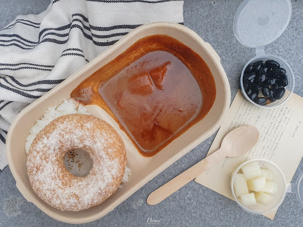 台南中西區|大丸家手作炸雞甜甜圈-銷魂的炸雞甜甜圈,吃完還會懷念!