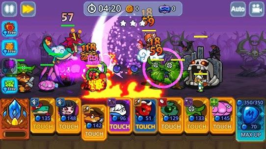 Monster Defense King MOD Apk (Unlimited Stones) 4