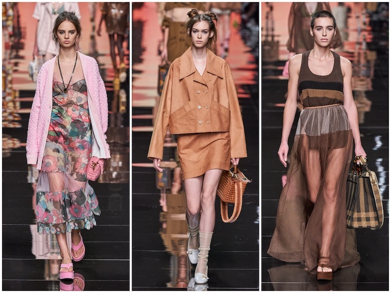 Итальянский бренд Fendi — стиль современного города