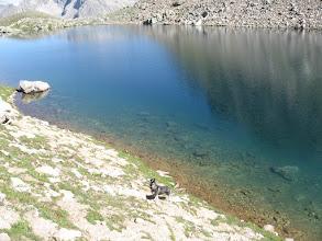 Photo: озеро под перевалом Джалпакол Южный