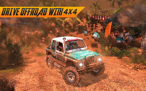 Off road 4X4 Jeep Racing Xtreme 3D 1.1.0 Screenshots 3