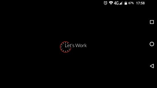 Let's Work - náhled