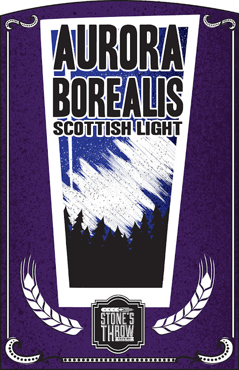 Logo of Stone's Throw Aurora Borealis